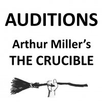 AUDITIONS: The Crucible by Arthur Miller